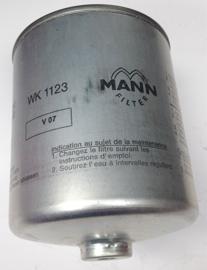 Mann-Filter FILTRO COMBUSTIBILE FILTRO CARBURANTE wk1060//3x